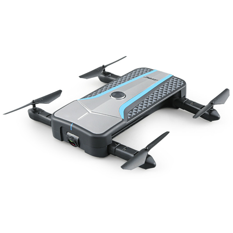 AUTO-FOLLOW OPTICAL FLOW POSITIONING FOLDABLE DRONE