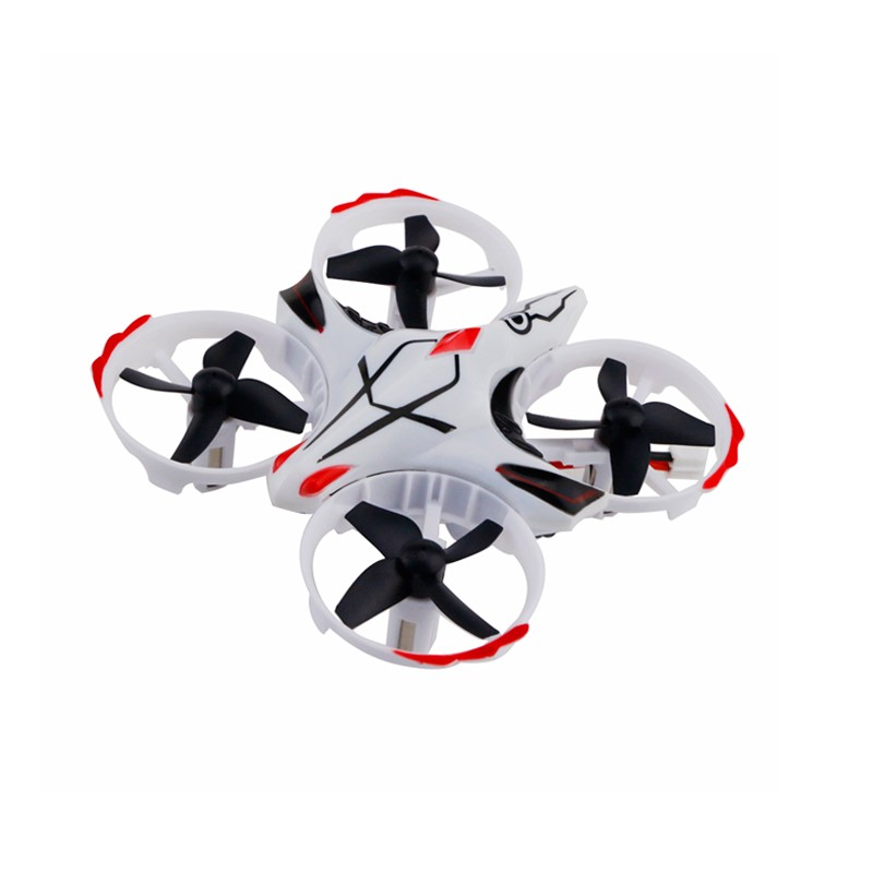 Interactive Tap-to-Fly Mini Drone