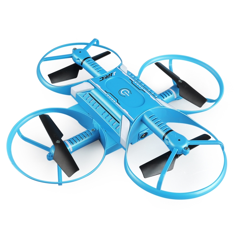 Cross-Shaped Foldable Drone