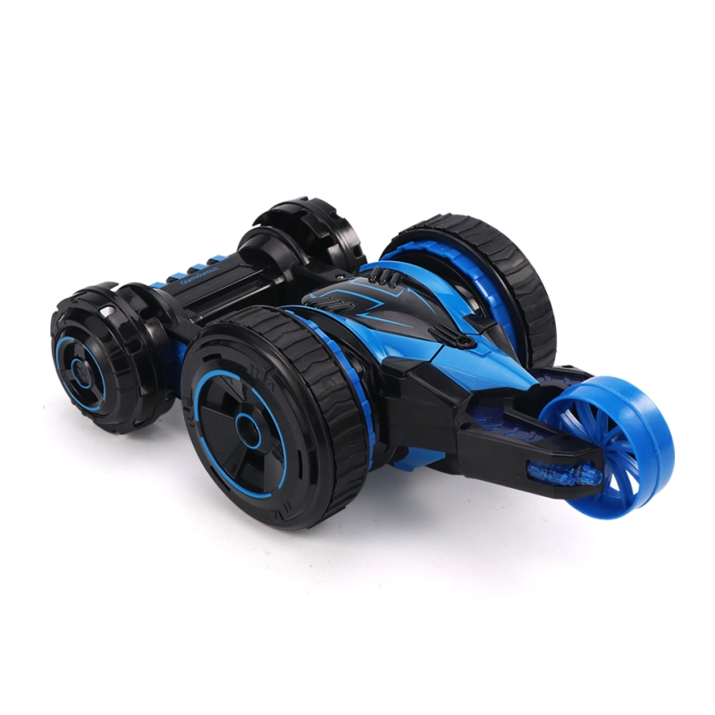 2.4G OFF-ROAD RC STUNT CAR