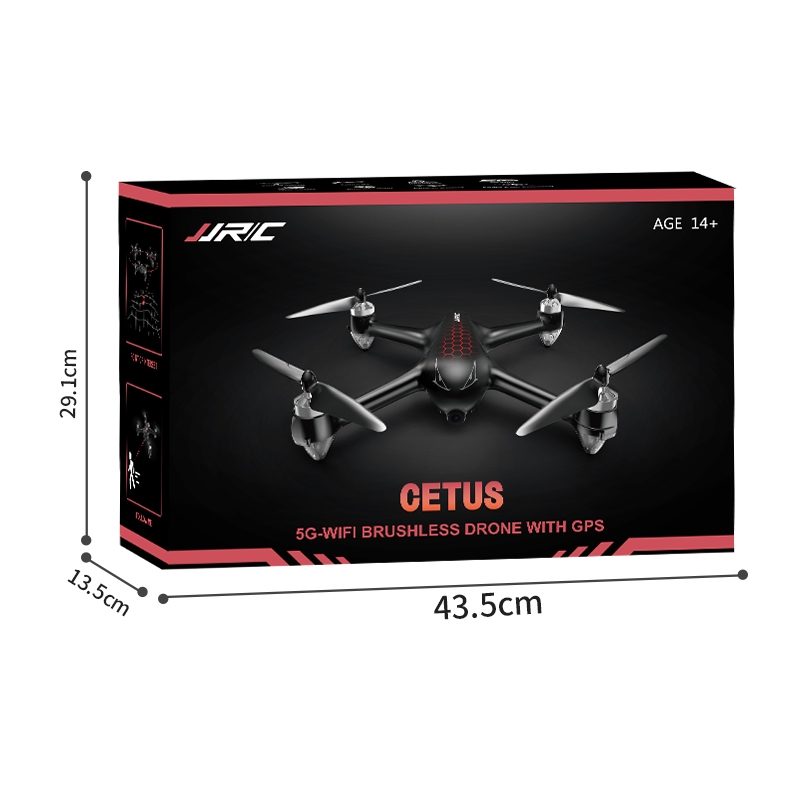 5G-Wifi Brushless Drone With GPS
