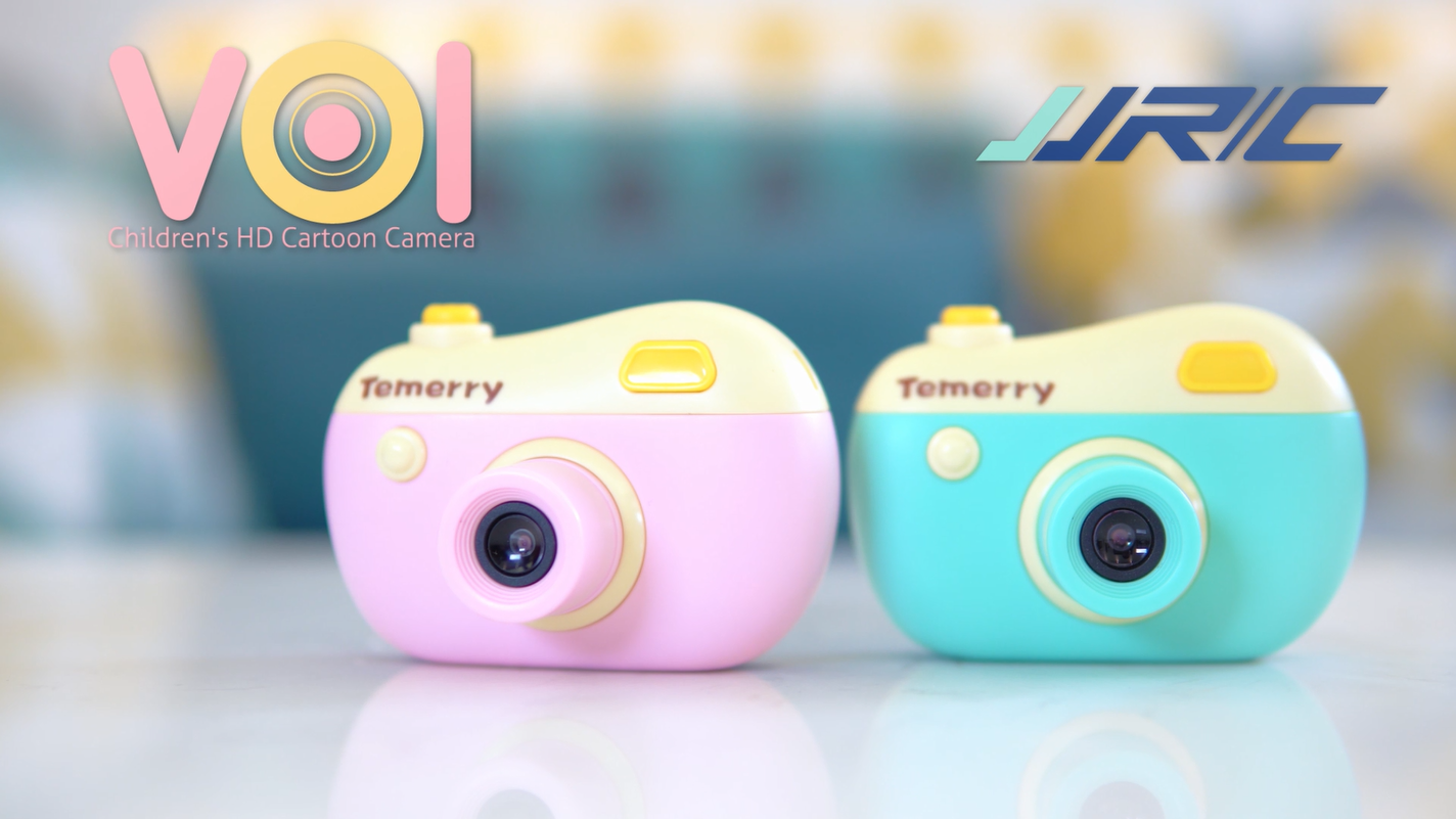 CHILDREN'S CARTOON HD CAMERA