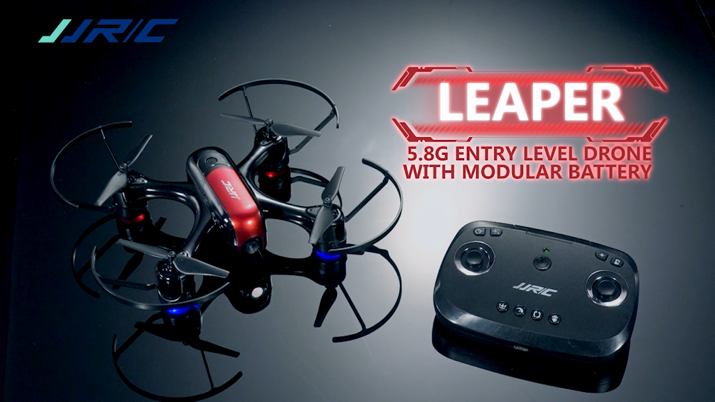 5.8G ENTRY LEVEL DRONE  WITH MODULAR BATTERY
