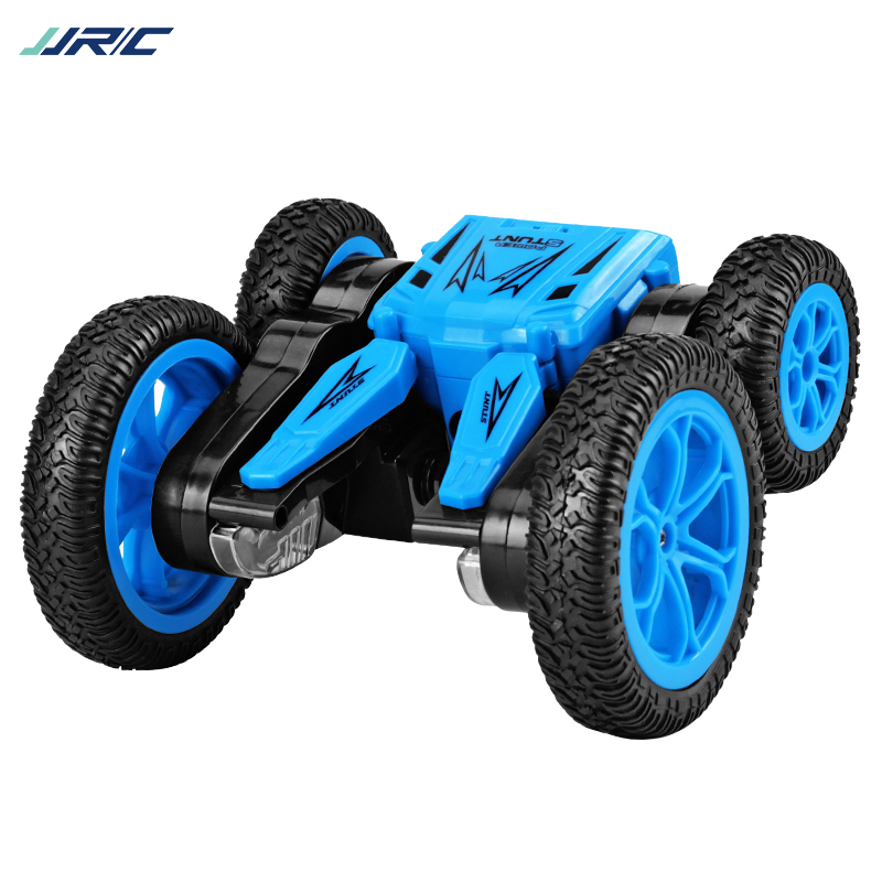 2.4G DOUBLE SIDED DRIVE STUNT TUMBLING TRUCK