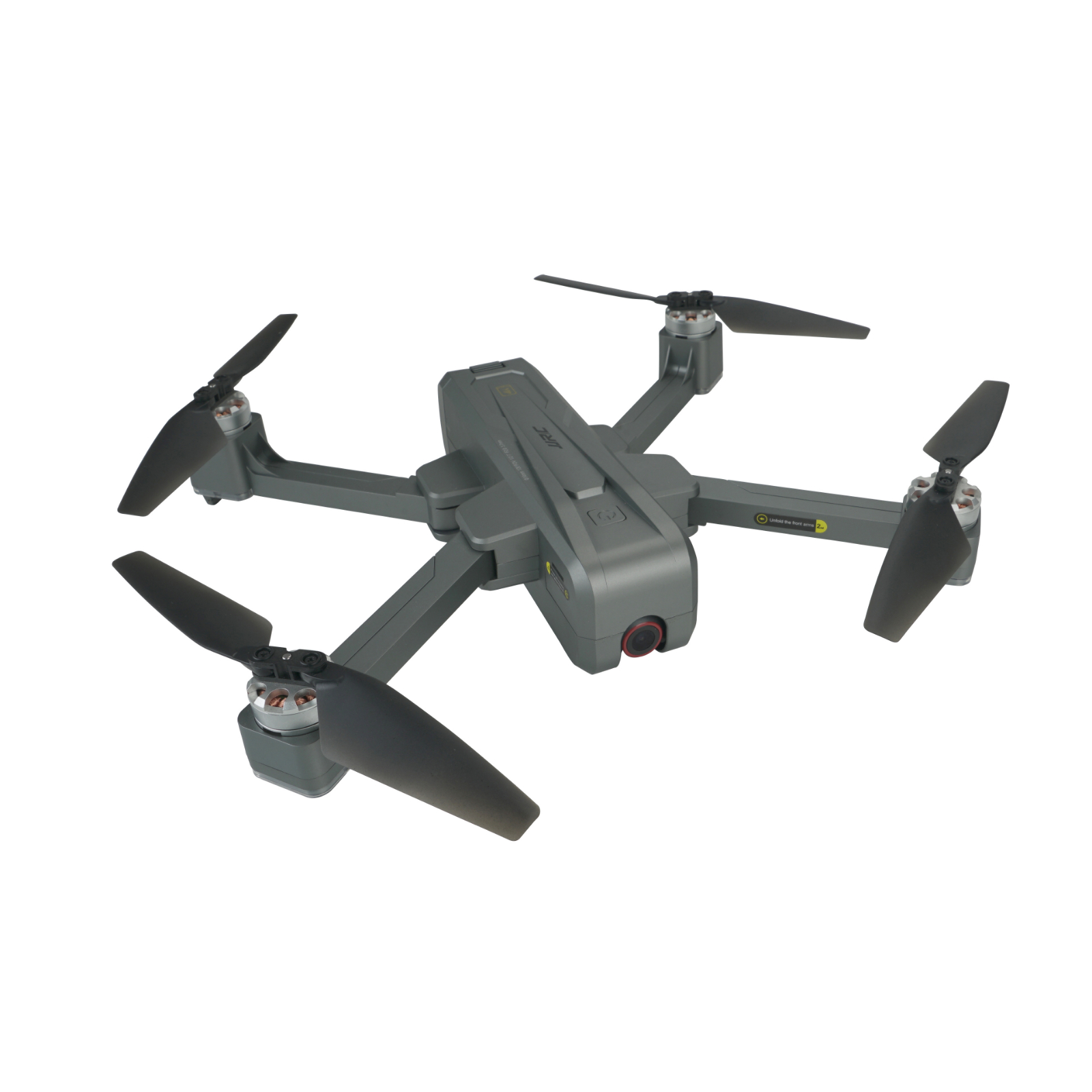 5G WI-FI GPS FOLDABLE BRUSHLESS DRONE WITH OPTICAL FLOW POSITING