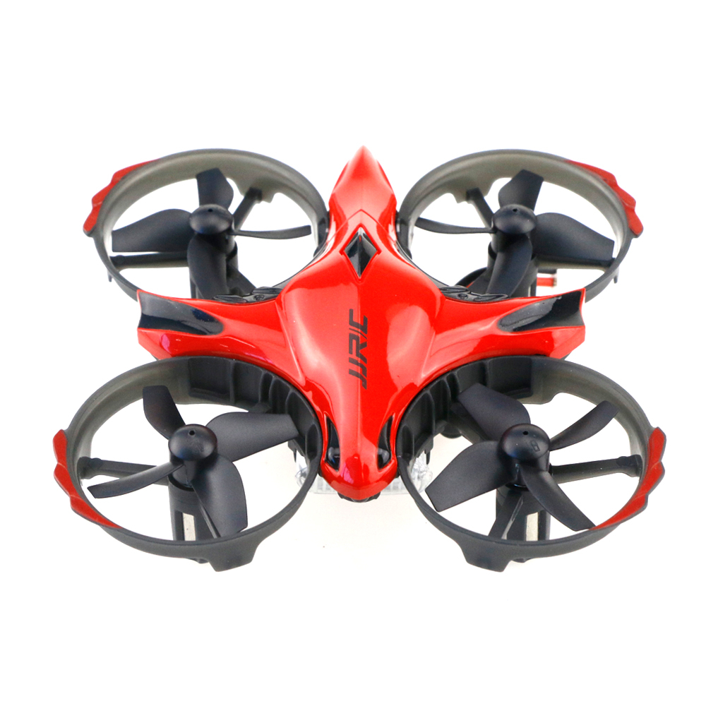 THROW-TO-FLY AND WAVE -TO-CONTROL MINI DRONE